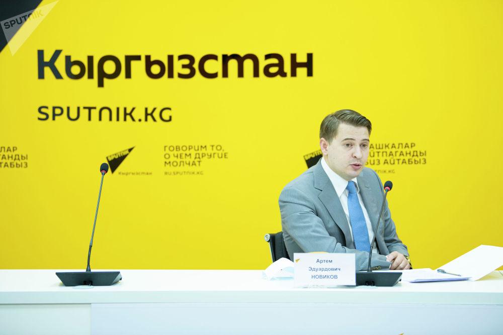 Новиков сообщил, что за первые шесть месяцев 2020 года приток инвестиций сократился на 56 процентов