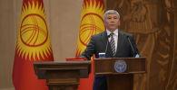 Вице-премьер-министр Кыргызской Республики Максат Мамытканов. Архивное фото