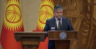 Экс-вице-премьер-министр Кыргызской Республики Равшан Сабиров. Архивное фото