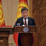 Билим берүү жана илим министри Алмаз Бейшеналиев ант берди