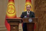 Министр здравоохранения Кыргызстана Алымкадыр Бейшеналиев. Архивное фото