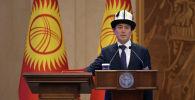 Маданият, маалымат жана туризм министри Нуржигит Кадырбеков
