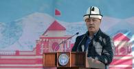 Исполняющий обязанности Президента Кыргызской Республики, Премьер-министр Садыр Жапаров