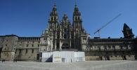 Соборе святого Иакова в Испании. Архивное фото