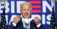 Кандидат в президенты США от демократической партии Джо Байден. Архивное фото