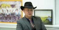 Член правления ЖИА, доцент Муратбек Бейшенбаев