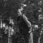 В годы службы в Советской армии