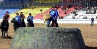 Көк бөрү боюнча президенттик кубоктун биринчи лигасынын финалында Мурас командасы Ала-Тоонун көк бөрүчүлөрүн утуп жеңүүчү аталды.