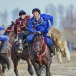 Жогорку лиганын финалында Ынтымак менен Достук командалары күч сынашты