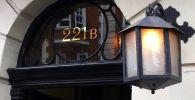 Артур Конан Дойлдун айтылуу каарманы Шерлок Холмстун Лондондогу үйү. Архивдик сүрөт