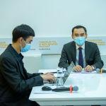 Брифинг Министерства финансов КР по вопросу выхода страны из кризиса