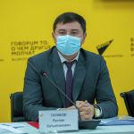 Начальник Управления государственного долга Министерства финансов Руслан Татиков