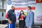 Бишкекте ыктыярчы-дарыгерлердин жана ыктыярчылардын жалпы республикалык штабы ачылды