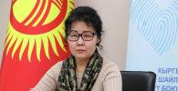 Пенсионерка Анаркуль Араева подала в Центральную избирательную комиссию заявление о выдвижении своей кандидатуры на должность президента Кыргызстана.