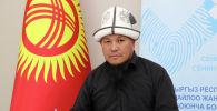 Председатель общественного объединения Балыкчы Ак-Жол Ынтымагы Акжолтой Тукунов