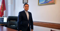 Судья Азизбек Досмамбетов