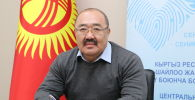 Президент Федерации пауэрлифтинга Бакыт Керимбеков