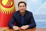 Улуттук коопсуздук мамлекеттик комитетинин мурдагы башчысы Абдил Сегизбаев. Архив