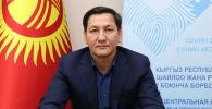 УКМКнын мурдагы төрагасы Абдил Сегизбаев. Архив