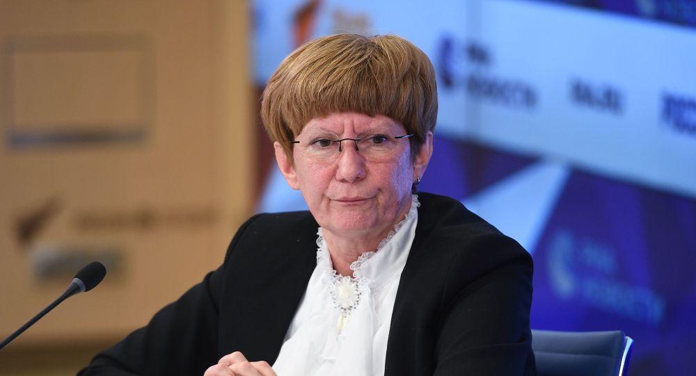Председатель научно-консультативного совета при Антитеррористическом центре СНГ Марианна Кочубей. Архивное фото