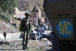 Тоолуу Карабахтагы россиялык тынчтык орнотуучу