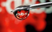 COVID-19 вакцинасынын изилдөө иштери. Архивдик сүрөт