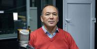 Медицина илимдеринин доктору, профессор, пульмонолог Талант Сооронбаев