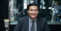 Советник премьер-министра по экономике Кубат Рахимов на радио Sputnik Кыргызстан