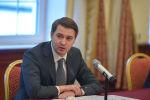 И.о. премьер-министра, первый вице-премьер-министр КР Артем Новиков в ходе первого заседания Совета по экономическим реформам