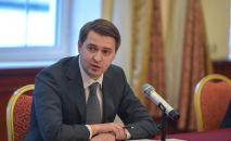 Премьер-министрдин милдетин аткаруучу, биринчи-вице-премьер Артем Новиков