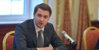 Первый вице-премьер-министр Артём Новиков. Архивное фото