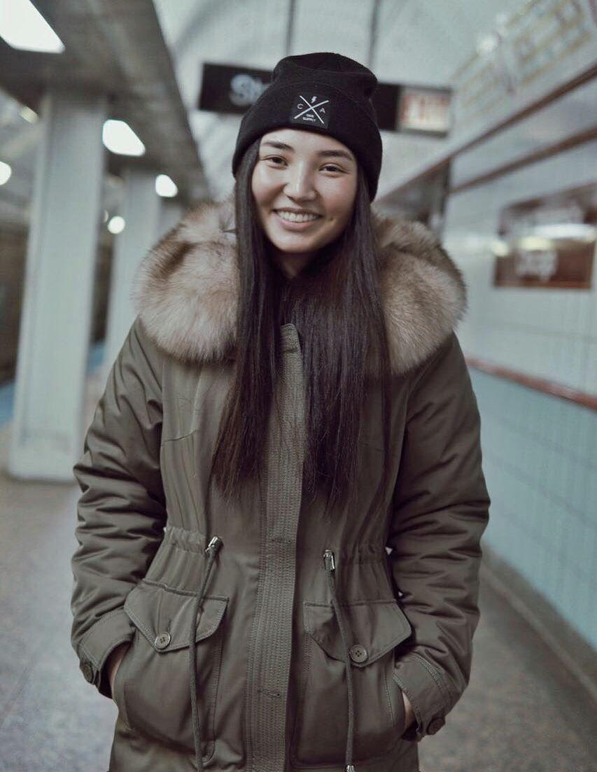 Молодой режиссер Мадина Исмаилова, участвовавшая во многих международных кинофестивалях