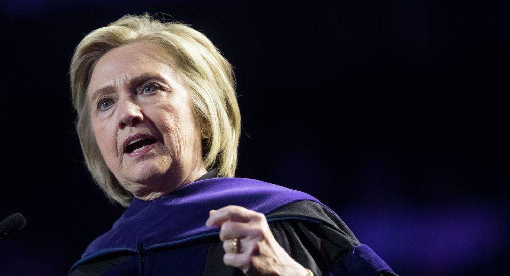 АКШнын экс-мамлекеттик катчысы Хиллари Клинтон. Архив