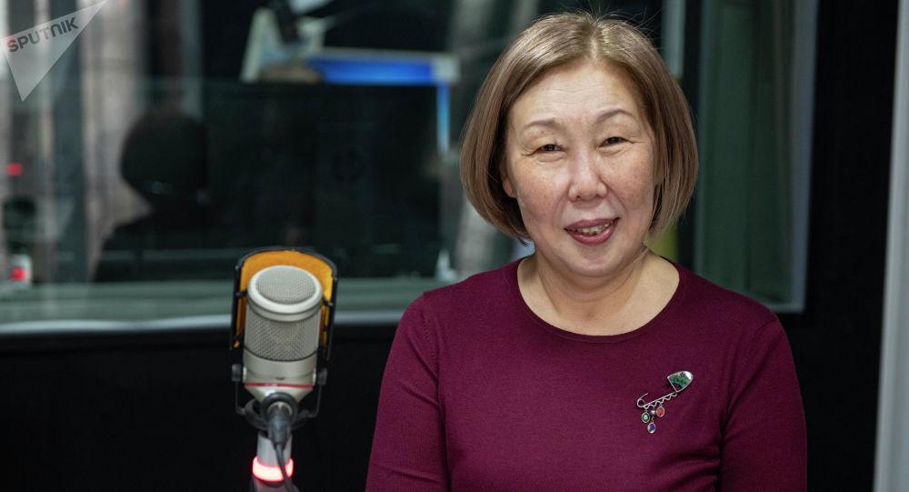Председатель правления женского форума Курак, основательница нескольких объектов бизнеса Айнура Сагынбаева