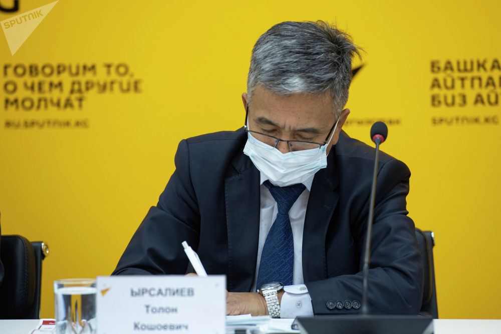 Ырсалиев Толон Кошоевич — начальник Управления государственного ветеринарного надзора Госветинспекции;