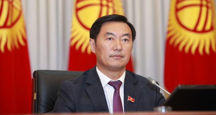 Депутат Эмиль Токтошев