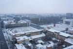 Вид на центральную площадь Ала-Тоо. Архивное фото