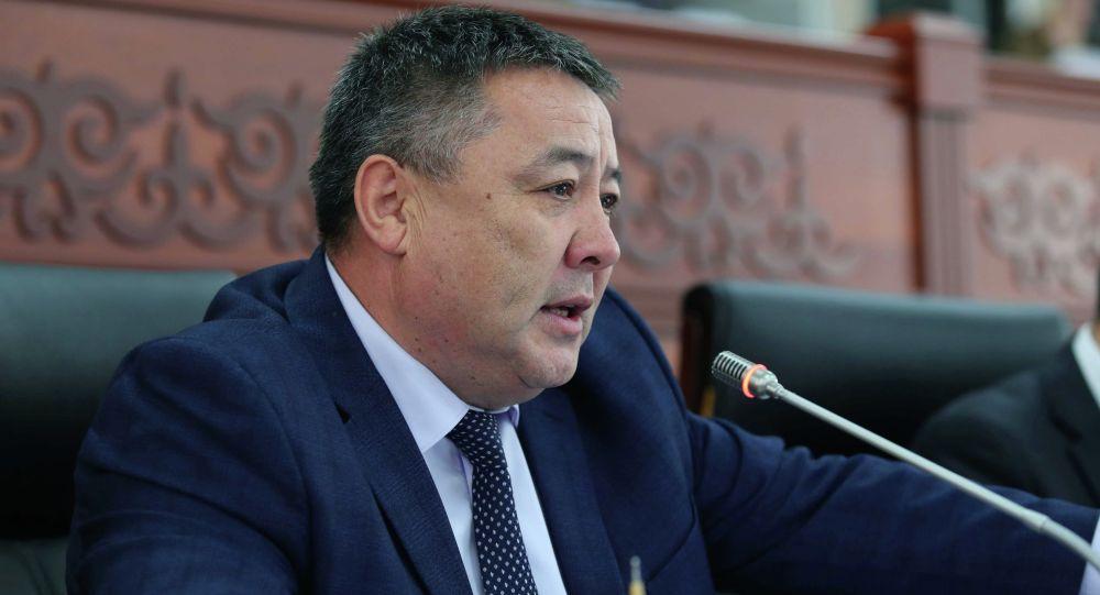 Депутат Улугбек Ормонов. Архивное фото