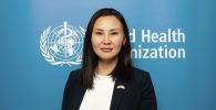 Сотрудник ВОЗ по вопросам лекарственной политики Салтанат Молдоисаева