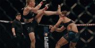 Абсолютный бойцовский чемпионат (UFC) представил новый проморолик к предстоящему поединку Валентины Шевченко с бразильянкой Дженнифер Майя.