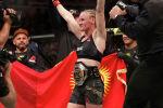 Кыргызстандан чыккан UFC чемпиону Валентина Шевченко. Архивдик сүрөт