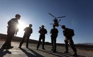 АКШнын Афганистандагы аскерлери. Архив