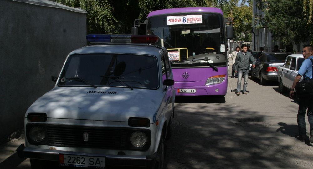 Захват заложников в автобусе в пригороде Бишкека. Дело 2010 года