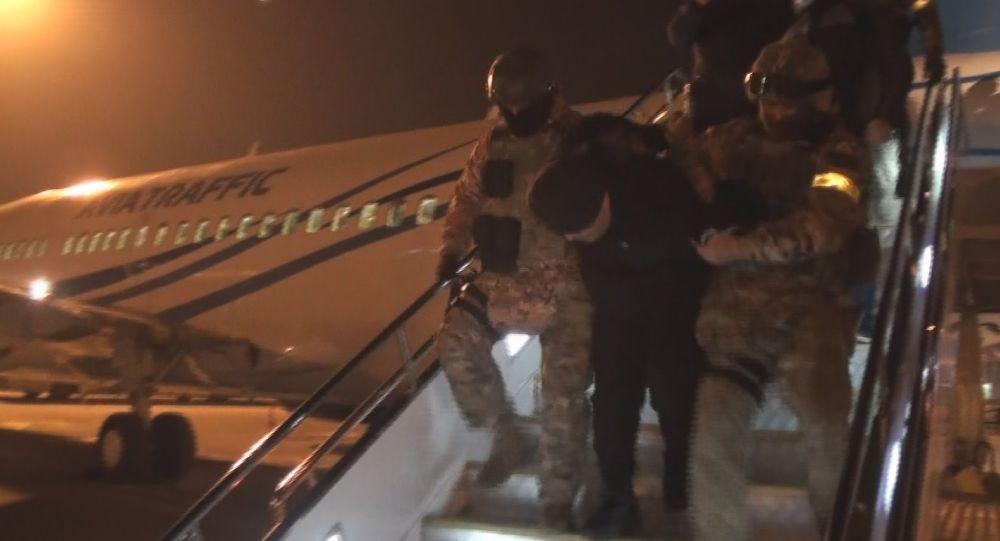 Задержан активный член ОПГ по кличке Чач