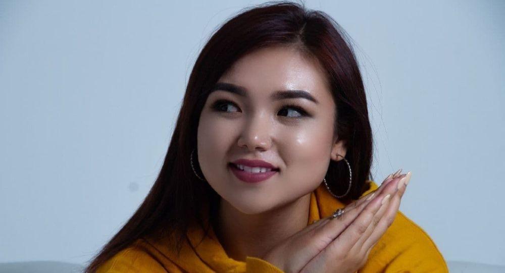 Кыргызстандык студент Гүлнара Айтмаматова
