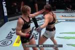 Кыргызстандык мушкер UFC 255 мелдешинин негизги беттештеринин биринде бразилиялык Женнифер Майяны жеңип алды.
