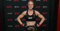 Чемпионка из Кыргызстана Валентина Шевченко прокомментировала свою победу над бразильянкой Дженнифер Майя на грандиозном турнире UFC 255.