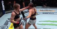 В минувшее воскресенье в Лас-Вегасе состоялся турнир UFC 255. Это мероприятие стало примечательным тем, что две родные сестры — Валентина и Антонина Шевченко — выступили на одном бойцовском вечере.