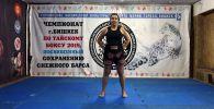 Кыргызстанка Елена Шевченко завоевала золотую медаль на чемпионате мира по тайскому боксу (муай тай), выступая в категории Бой с тенью.