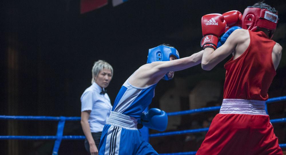 Бокс чемпионаты. Архив